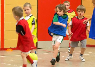 Alison McLeod's Afterschool Football Fun for kids